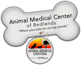 Animal Medical Center of Redlands logo